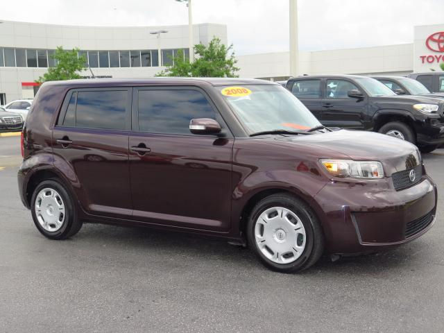 Pre Owned 2008 Scion Xb Station Wagon In Tampa 163320a